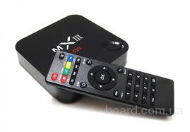 ✅Smart tv box Android приставка mxiii g 2G/16G miracast купить на андроид 5.1✅