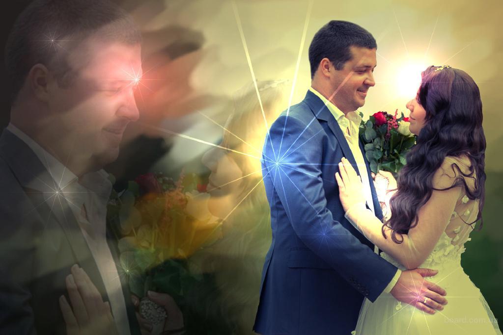 Фото и видеосъёмка свадеб от  3000 грн. Монтаж фильма. Киев/обл.
