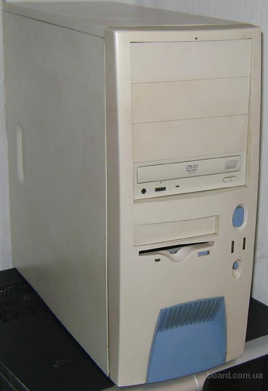 Компьютер AM3 двухъядерный 3.0 GHz, 1 ГБ, 550W