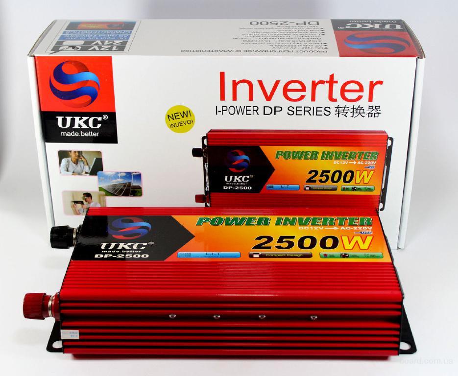 Преобразователь AC/DC UKC DP-2500W