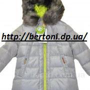 Пальто для девочки Kiko 4120