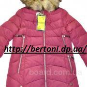 Пальто для девочки Kiko 4134