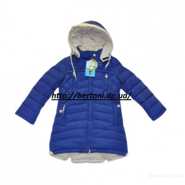Пальто для девочки donilo 4135