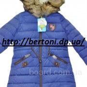 Пальто для девочки Donilo 4144