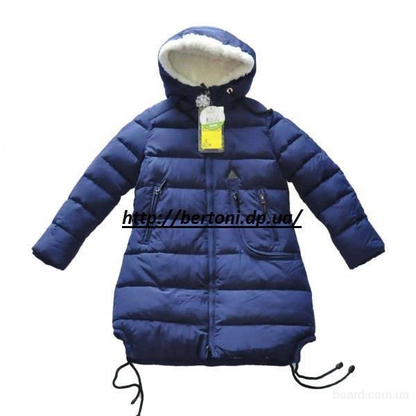 Пальто для девочки Kiko 4132