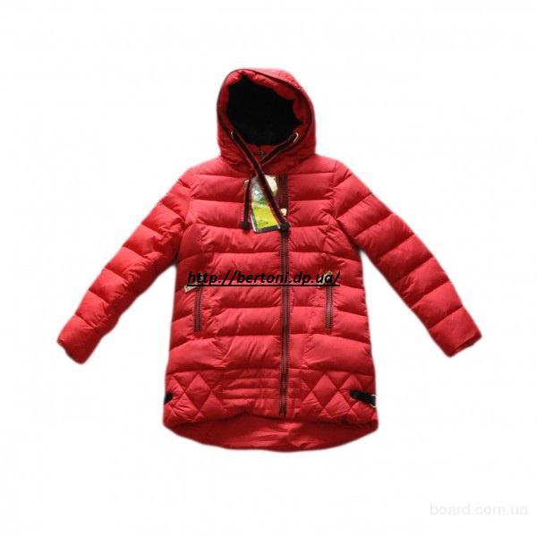 Пальто для девочки Kiko 4126