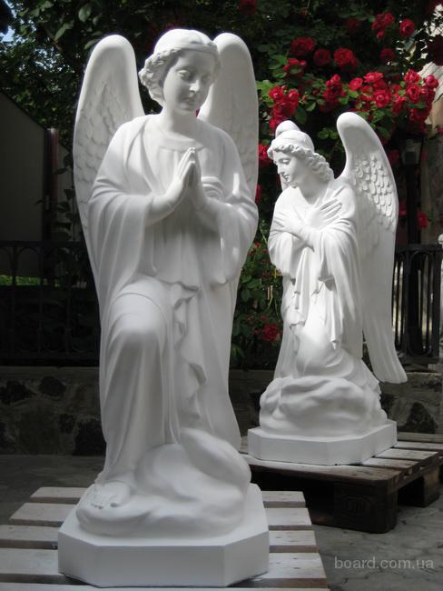 Скульптуры ангелов для памятника