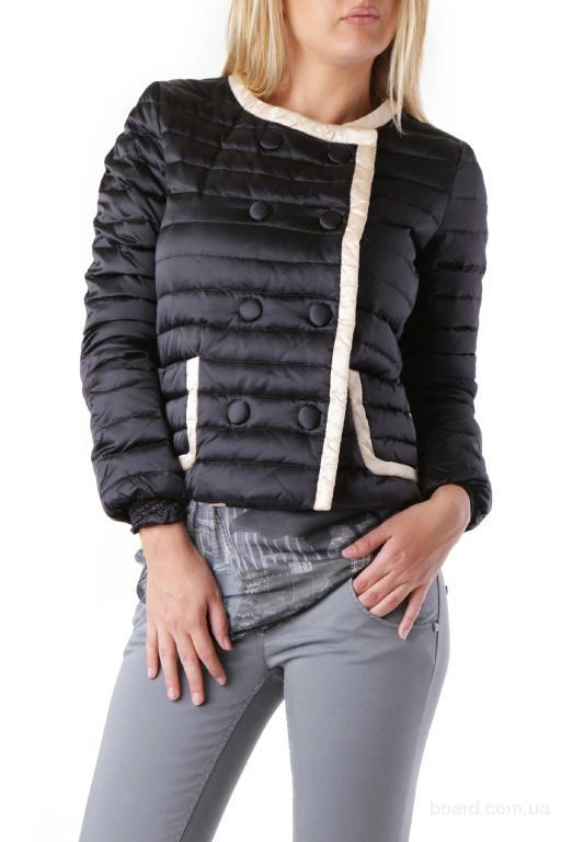 Купить куртки оптом. Пуховики от производителя