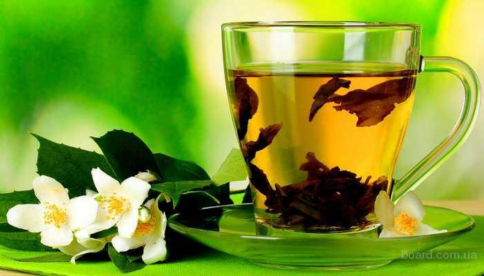 сделать чай от паразитов