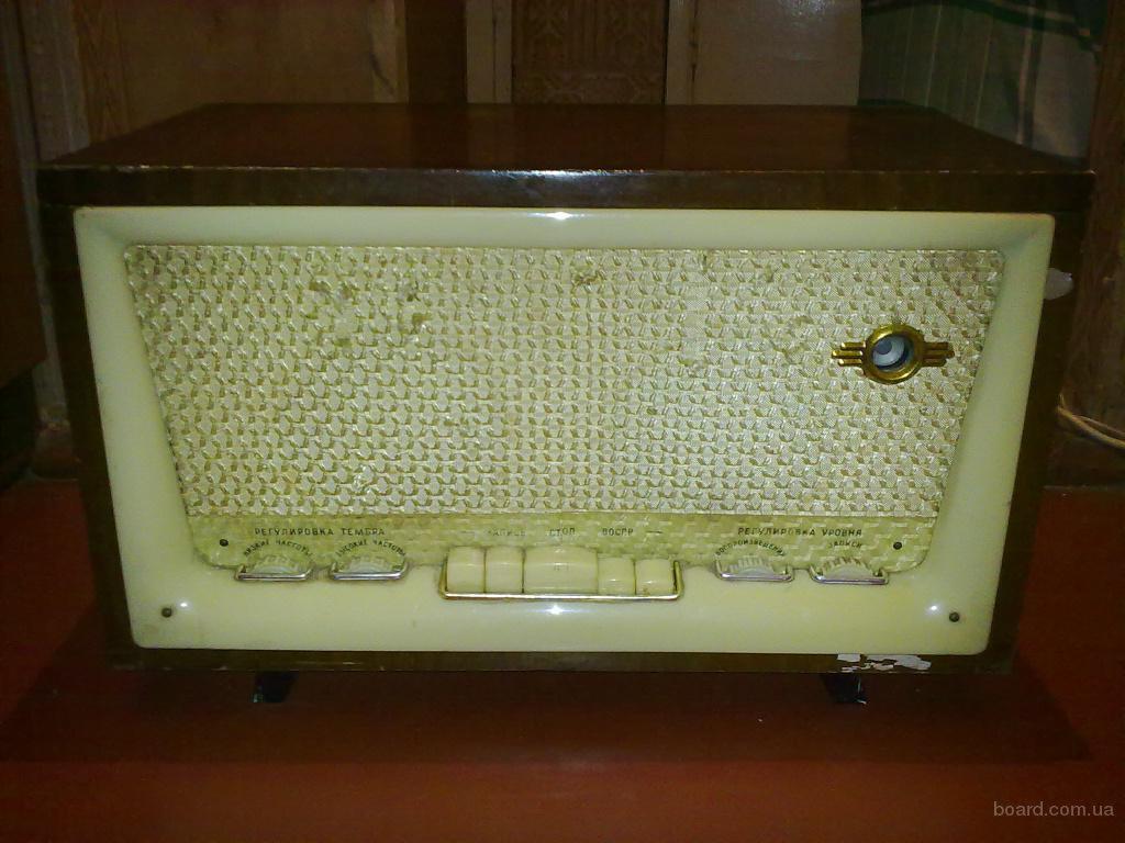 Магнитофон Днепр-11, 1961г, СССР