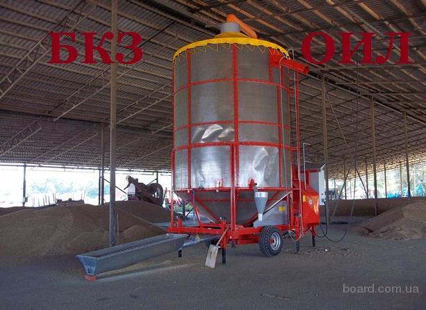 Элеватор, хранение зерна