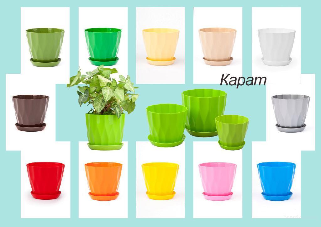 Купити оптом Кашпо для орхідей і горшки для вазонів від виробника