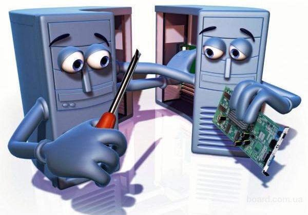 Модернизация, апгрейд компьютера Киев