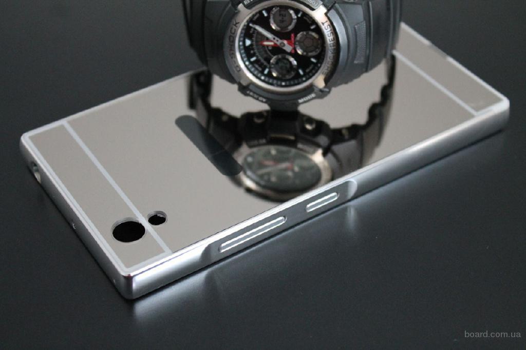 Lenovo P70 Алюминиевый бампер-кейс чехол
