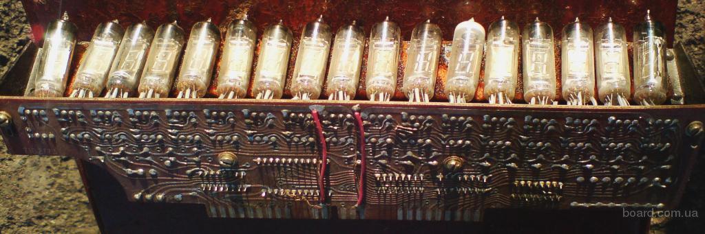 Индикаторные лампы ИВ-6 с платой управления