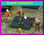 Сложный ремонт персональных компьютеров: обслуживание, ремонт, перепрошивка, восстановление, установка