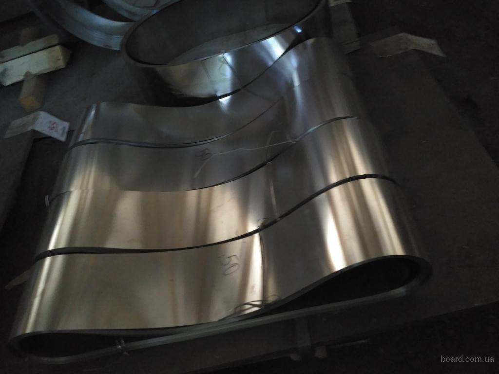 Лента нержавеющая AISI 301 толщиной 0,12мм-0,6мм