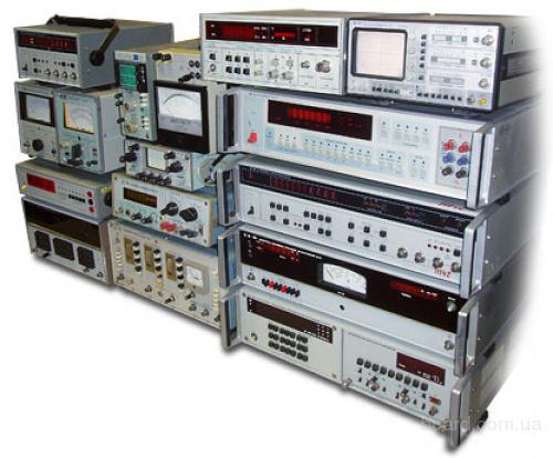 Комплект оборудования. Генераторы, анализаторы.  Ультразвуковые системы