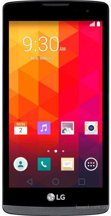 Смартфон LG H324 Leon Y50 DS Titan, возможна оплата в кредит