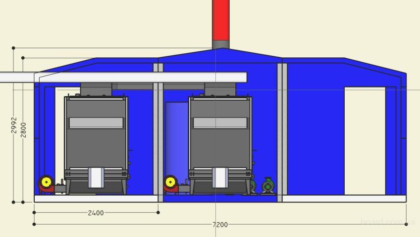 котельная модульная охранная зона от жилья