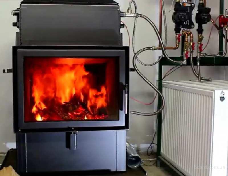 Украинский камин G&S - решение проблем отопления