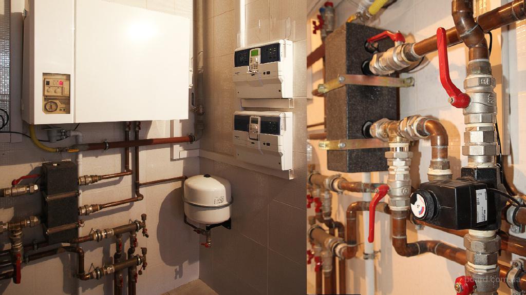 Отопление многоквартирного дома. Качественно и быстро