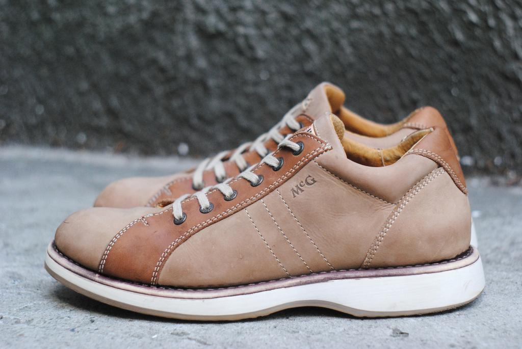 Кожаные ботинки (полуботинки) McGregor NEW YORK 1921
