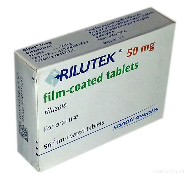 Лекарства с адресной доставкой. Купите Рилутек у нас