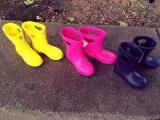 Детские сапоги crocs Кроксы на слякоть, на дождь