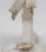 Нежный серебряный набор Лорен