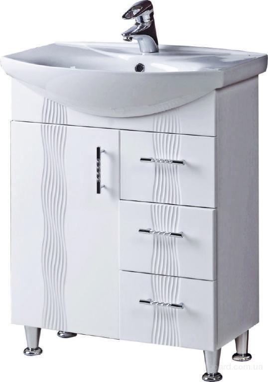 Мебель для ванной от украинского производителя МойДоДыр