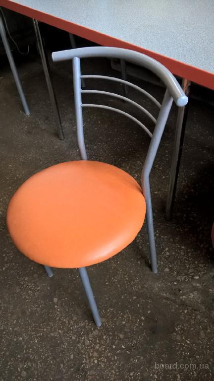 Стулья бу оранжевые