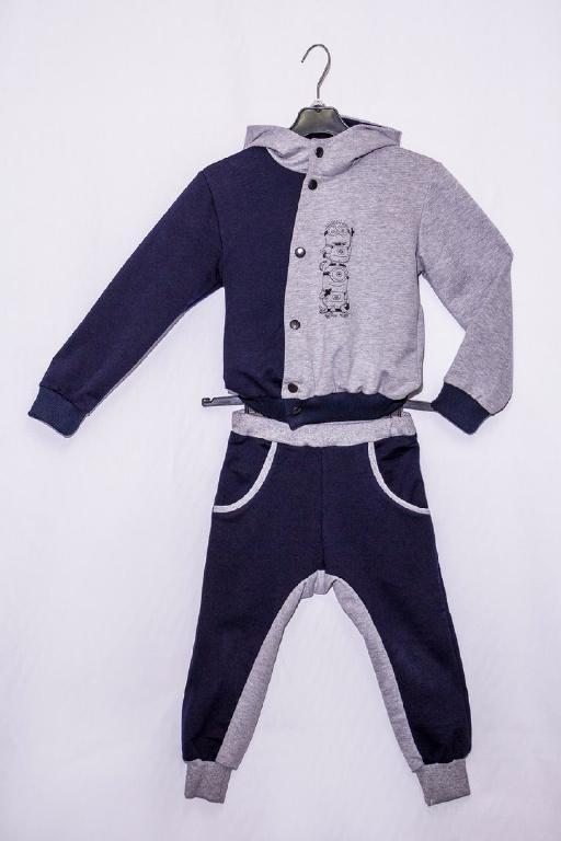 Трикотажный спортивный костюм для мальчиков B&R