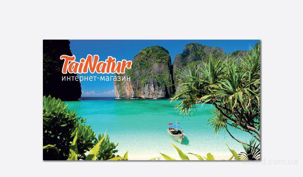 Интернет-магазин TAINatur натуральной косметики из Тайланда