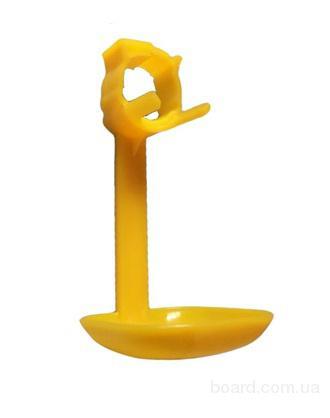 Каплеуловитель для круглых труб наружным диаметром 25 мм (~3/4 дюйма ПВХ труба).