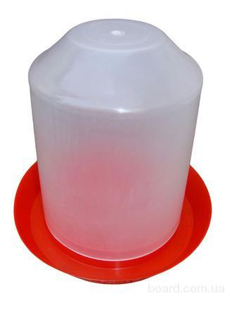 Вакуумная поилка 5 литров