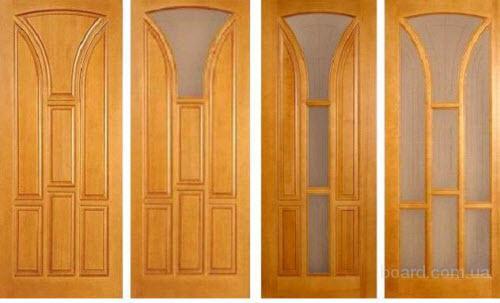 Двери из дерева входные и межкомнатные