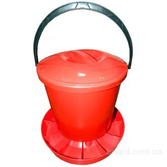 Кормушка бункерная на 7 литров