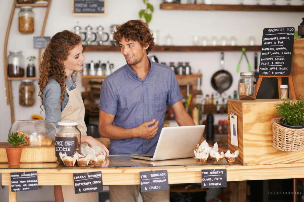 Помогаем открыть кафе, кофейню, мобильную кофейню