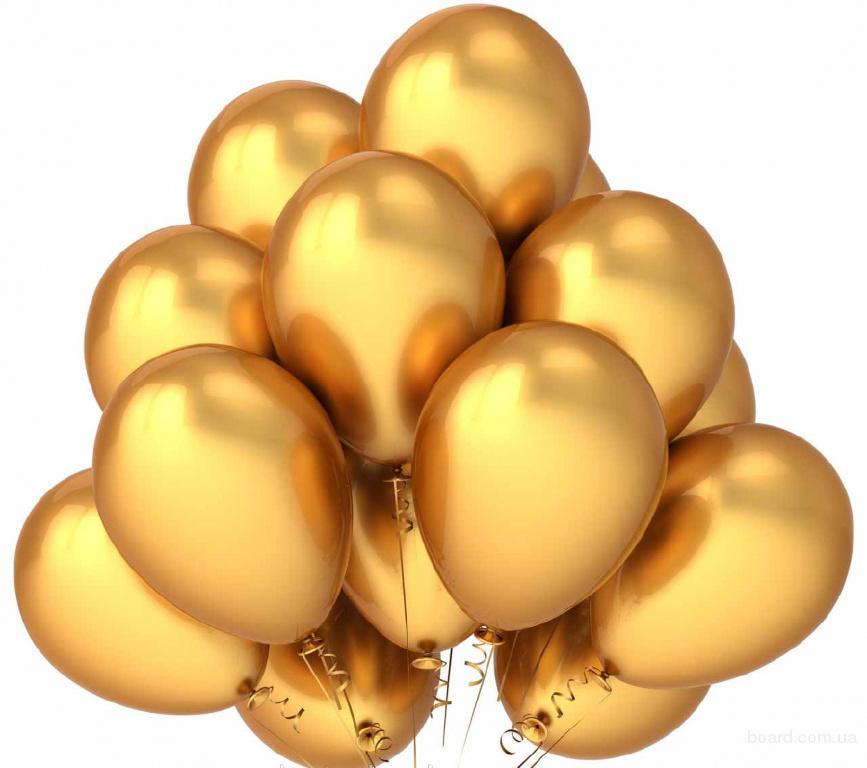 Воздушные гелиевые шары в Одессе