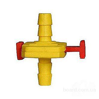 Клапан под шланг 8,9,10 мм