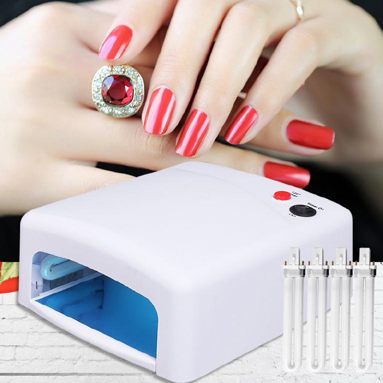 Портативная 9 Вт ультрафиолетовая лампа (интерфейс USB)