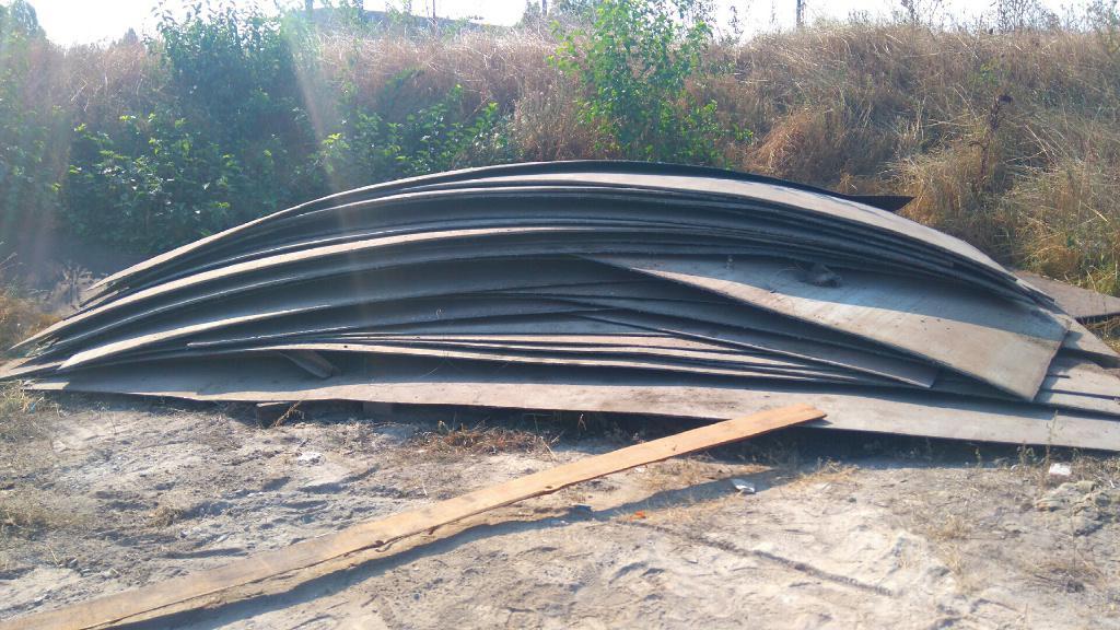 Продам листы демонтаж  б 7-16