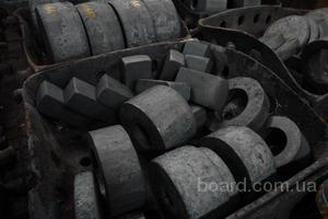 Поковки из спецсталей производства ПАО Днепроспецсталь