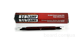 Инфракрасная лампа 230V 250W Max Red, длина 118мм