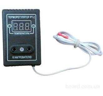 Терморегулятор для инкубатора со звуковым оповещением