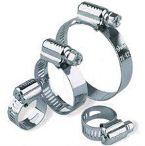 Размер: 52-76 мм Ширина: 10 мм Материал: Нержавеющая сталь