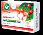 Кардиофитам-Аминофит для улучшения работы сердца