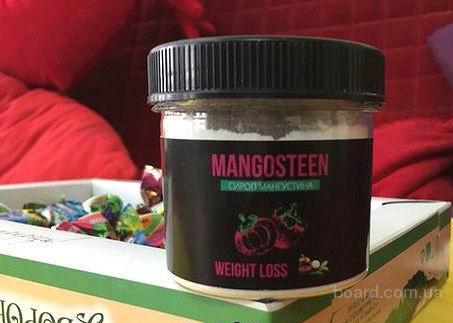 Сублимированный сироп мангустина  для похудения Mangosteen
