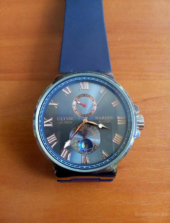 Часы мужские Ulysse Nardin Marine